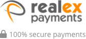 realex payments, 100% secure payments